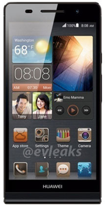 Huawei Ascend P6 - Specifications & Price in Bangladesh