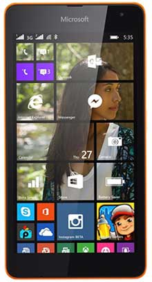 link microsoft lumia 540 dual sim price in bangladesh not have