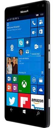 Microsoft Lumia 950 Windows 10 Smartphone Specs Price In