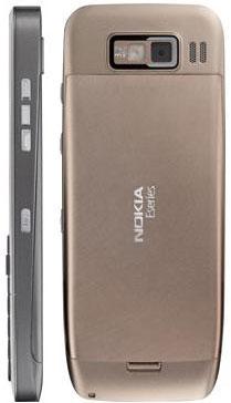 Мобильный телефон Nokia E52 описание, цена, где