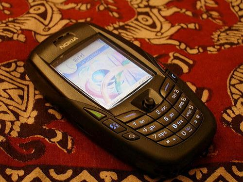 Picture - Sell Nokia 6600